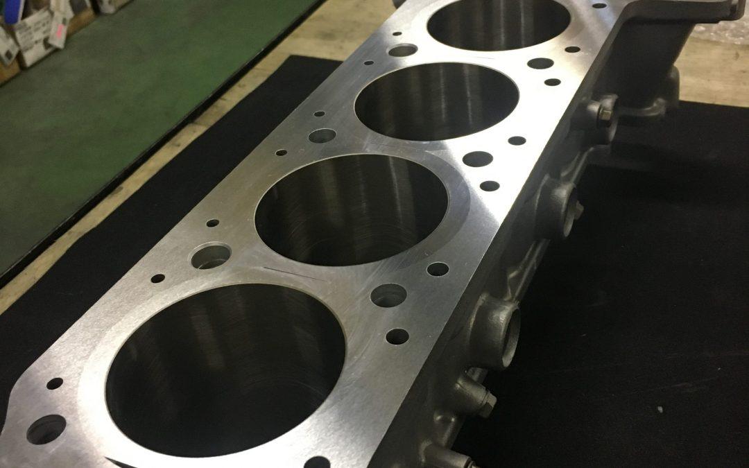 井上ボーリング様ICBM🄬 GPZ900Rメッキシリンダー共同開発開始
